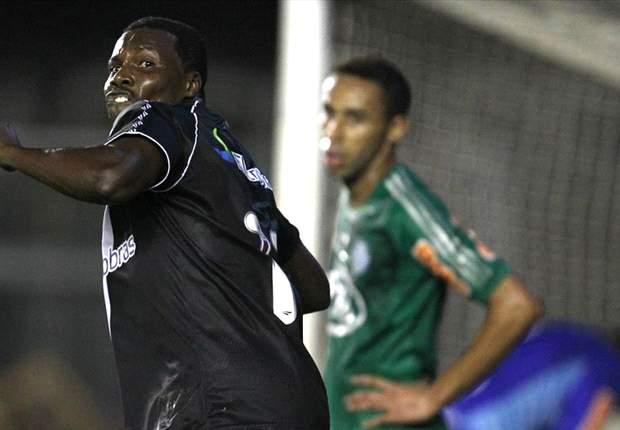 Carlos Tenorio en la mira del Palmeiras