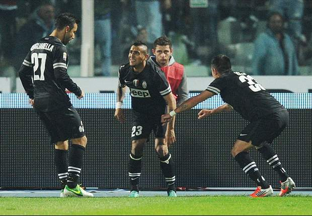 Pescara 1-6 Juventus: Quagliarella nets treble as brilliant Bianconeri destroy Delfini