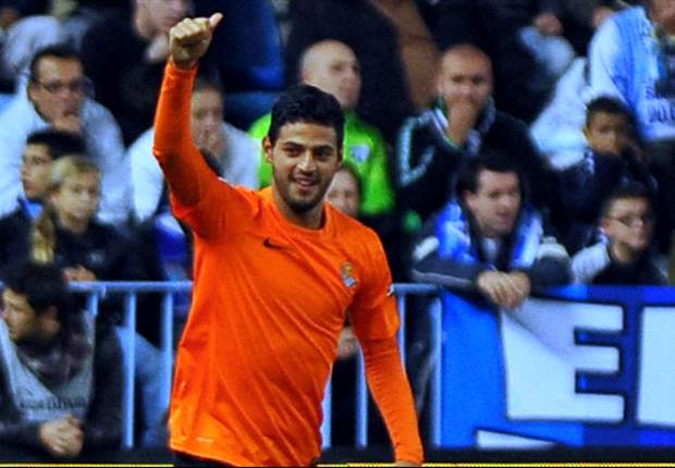 Vela continues to shine, scores again in win for Real Sociedad