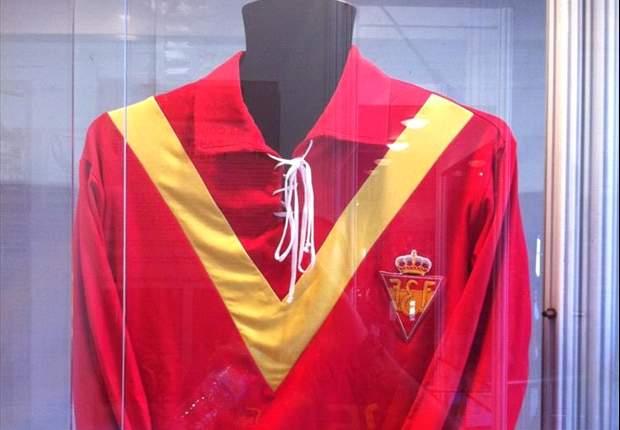 La nueva camiseta de la selección está basada en un modelo de la Roja de 1924