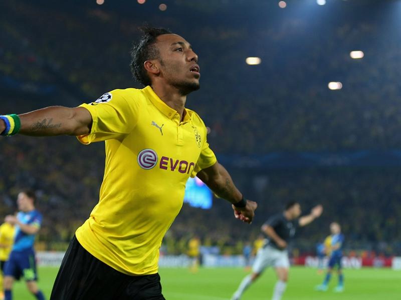 Dortmund, Aubameyang annonce la couleur