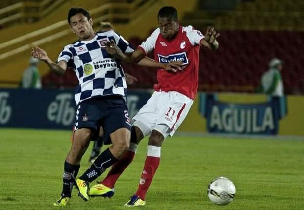 EN VIVO: Santa Fe vs. Chicó