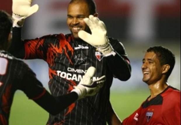 Atlético-GO 2 x 1 Santos: Dragão vence o Santos de virada