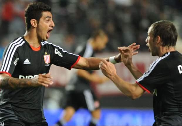Estudiantes 3-1 Atlético Rafaela: Román Martínez y Duván Zapata ganan el partido