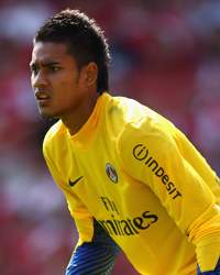 Alphonse Areola, France International