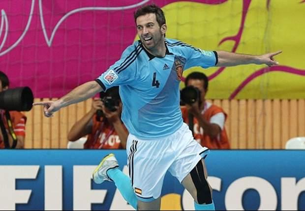 Piala Dunia Futsal: Seluruh Tim Asia Gugur, Eropa Berjaya