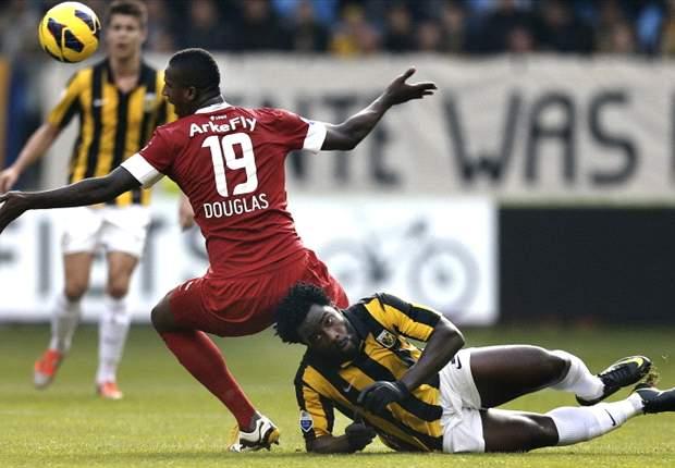 FC Twente pakt een punt tegen Vitesse