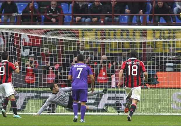 "Penalti Alexandre Pato ""Mestinya"" Diambil Riccardo Montolivo"