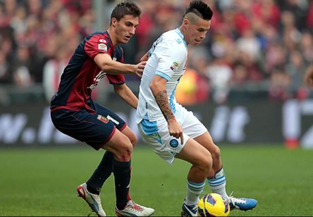 """Diverse offerte sono arrivate al suo indirizzo, ma l'agente di Sampirisi garantisce: """"Resterà al Genoa, almeno fino al termine della stagione"""""""
