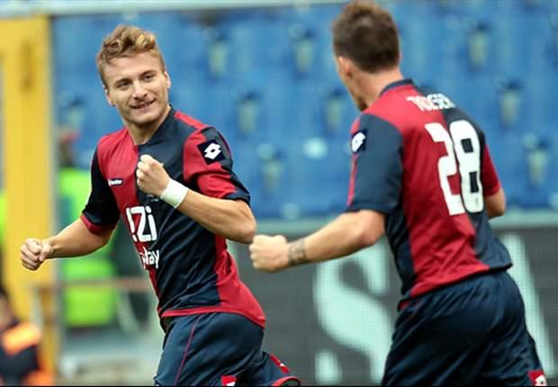 Il Genoa ha preso Floro Flores, ritrovato Borriello e blindato Immobile: ma adesso...chi gioca?