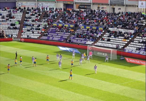 Valencia se deja dos puntos en Valladolid y empata 1-1. Resumen del partido en video