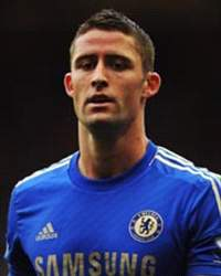 Gary Cahill, England International
