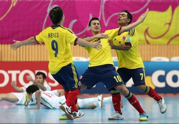 """Colombia Futsal: """"el sueño no se ha acabado"""""""