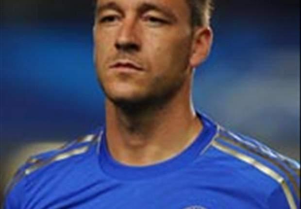 """Terry comenta volta: """"É apenas uma questão de tempo"""""""