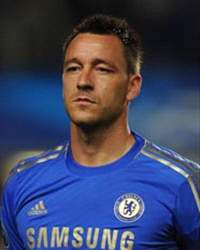 John Terry, England International
