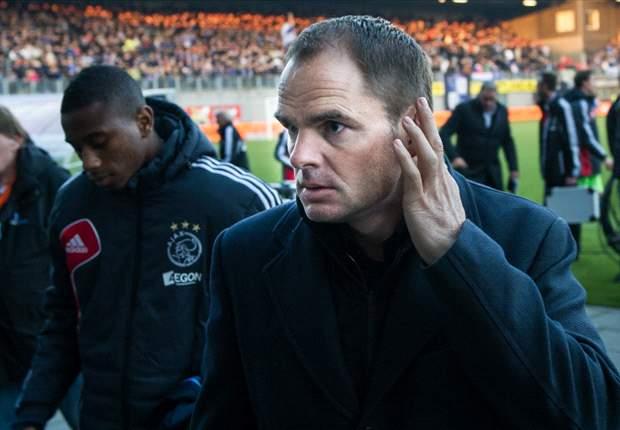 """De Boer: """"Een van onze beste wedstrijden"""""""