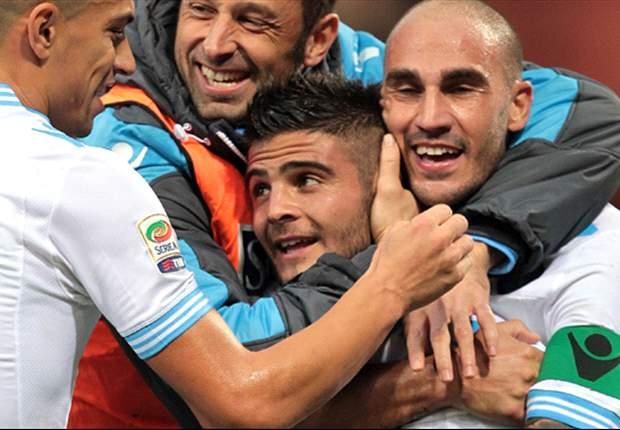 """Insigne lancia il Napoli: """"Crediamo allo Scudetto"""". E sull'ipotesi penalizzazione Behrami ammette: """"Che rabbia, abbiamo già buttato troppi punti"""""""