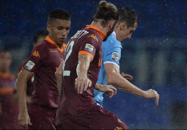 AS Rom gegen Lazio - Derby-Fight um Europa