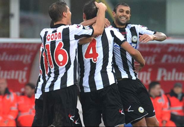 REVIEW Serie A Italia: Chievo-Udinese Sengit, Napoli Bangkit