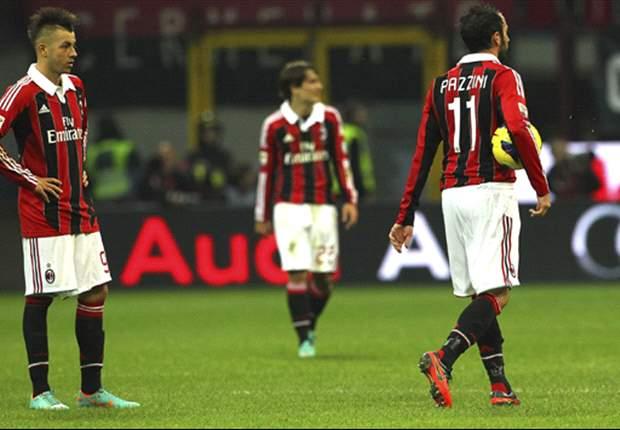 Punto Milan - 45' per perdersi di nuovo: Pato emblema di un Diavolo triste