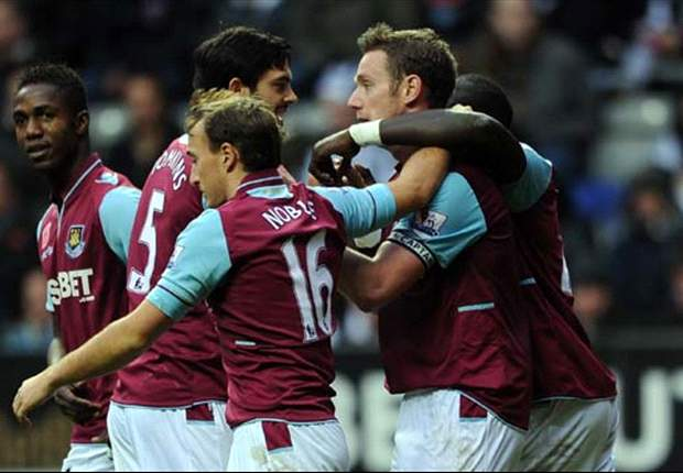 West Ham midfielder Nolan pays tribute to Newcastle fans