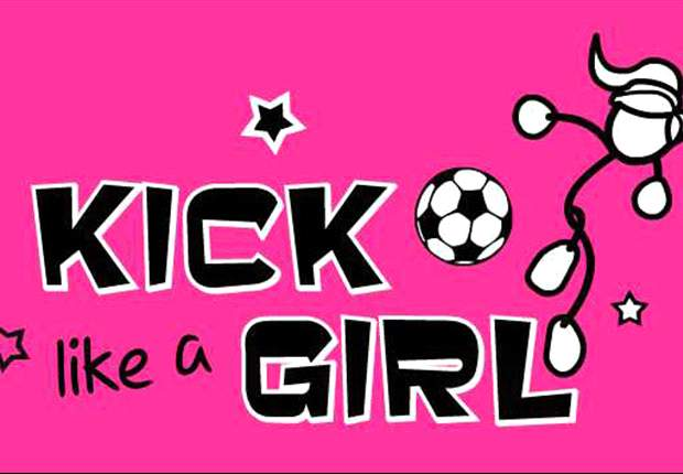 Kick Like a Girl Football Fiesta 2012 to encourage participation in football