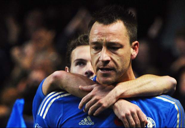 Terry plays 45 minutes for Chelsea Under-21s