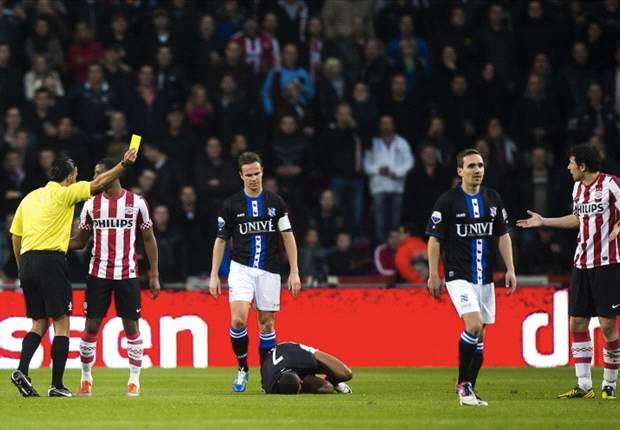 """""""Hand van Van Bommel was zichtbaar bij PSV"""""""