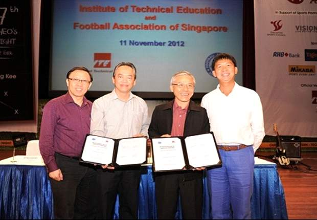FAS sign MOU with Institute of Technical Education