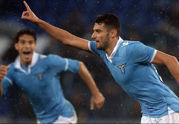 """Qualcuno parla della Lazio come dell'anti-Juve, ma Candreva ammette: """"Siamo ancora inferiori ai bianconeri"""""""