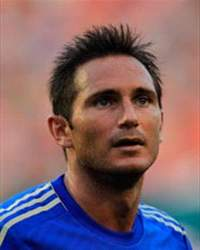 Frank Lampard, England International