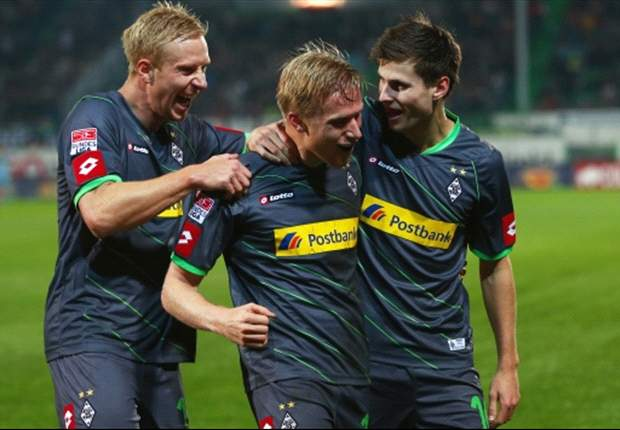 REVIEW Bundesliga Jerman: Borussia Moenchengladbach & Hannover 96 Curi Tiga Angka