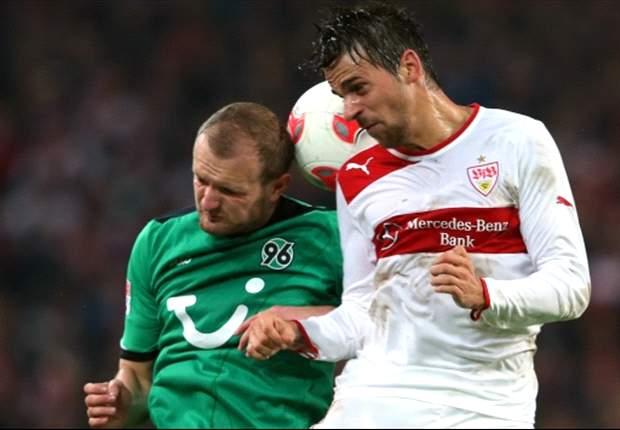 Stuttgarts Harnik findet den Spott der eigenen Fans unangebracht