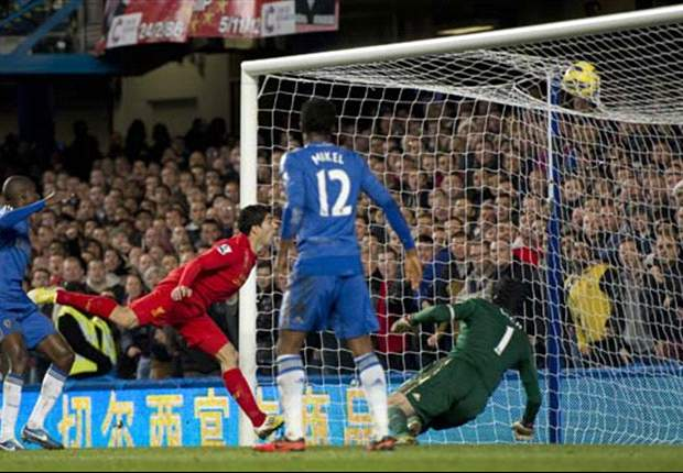 Chelsea 1-1 Liverpool: Suarez and Terry on target in Stamford Bridge stalemate