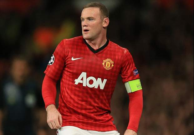 TEAM NEWS: Rooney returns to start with Welbeck & Van Persie for Manchester United's clash against QPR