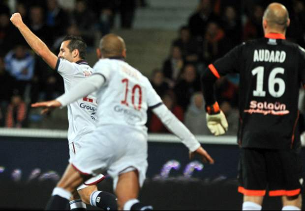 REVIEW Ligue 1 Prancis: Bordeaux Menang, Lyon Tertahan