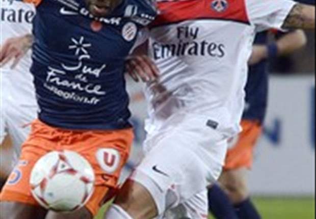 Montpellier 1-1 Paris Saint-Germain: Cabella cancels out Maxwell magic