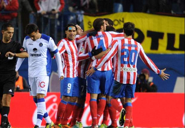 La Liga Round 11 Results: Atletico Madrid bounce back and Malaga lose at home