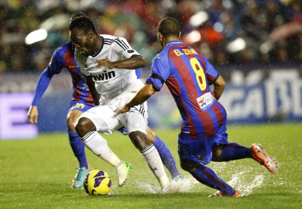 Levante mock Real Madrid with identical statement after defeat