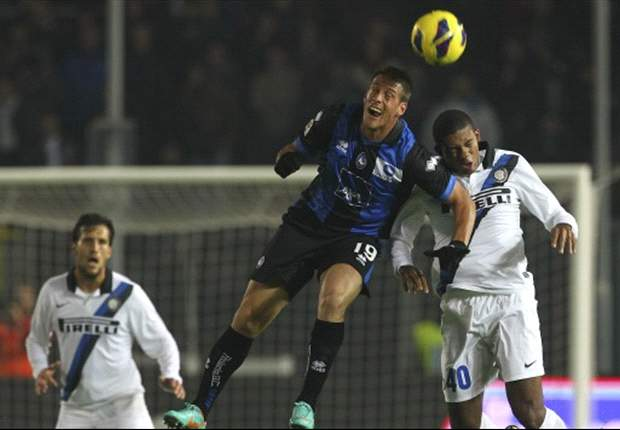 Inter se alejó del liderato