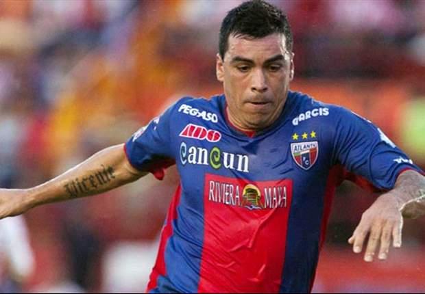 Esteban Paredes dejaría Atlante por Brasil o un grande mexicano