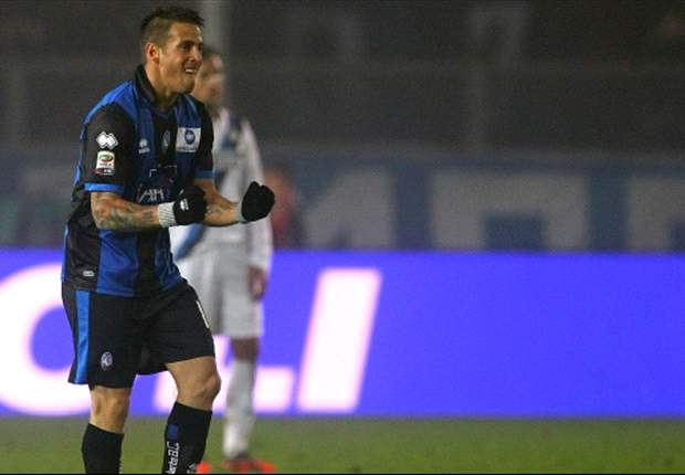 Atalanta 3-2 Inter: Denis at the double