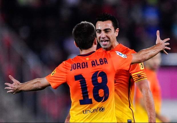 Xavi: Barcelona Juga Butuh Keberuntungan
