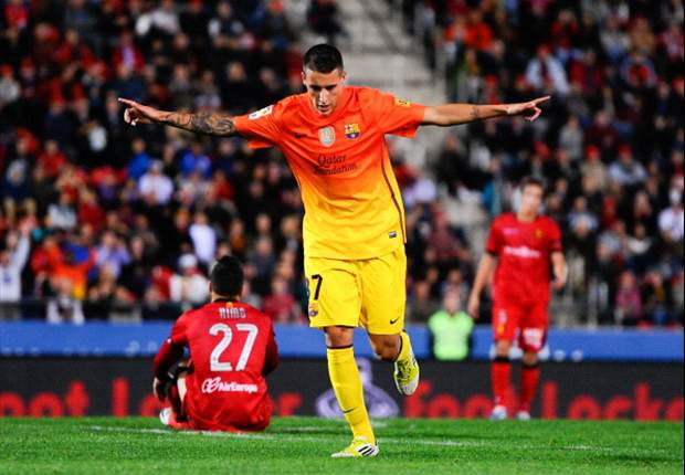 You have to seize your chances at Barcelona, says Tello