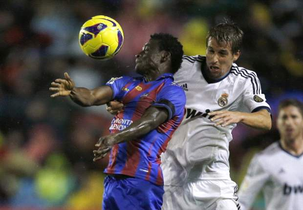 Levante Sindir Real Madrid