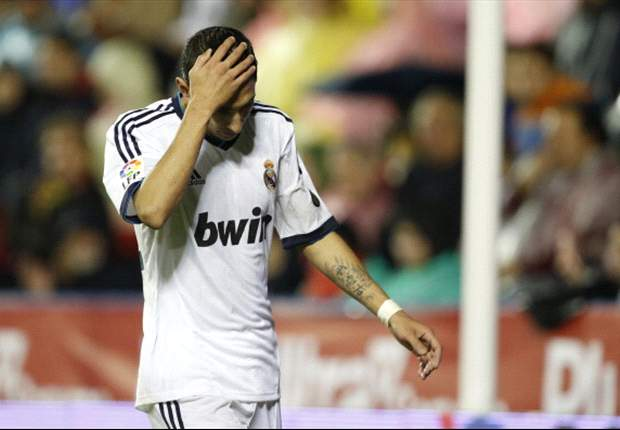 Fallen Angel: Di Maria is the forgotten man at the Bernabeu