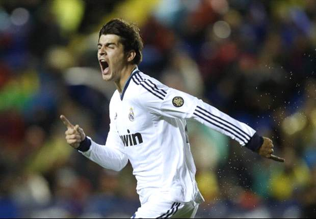 Morata: Real Madrid teach to fight until the end