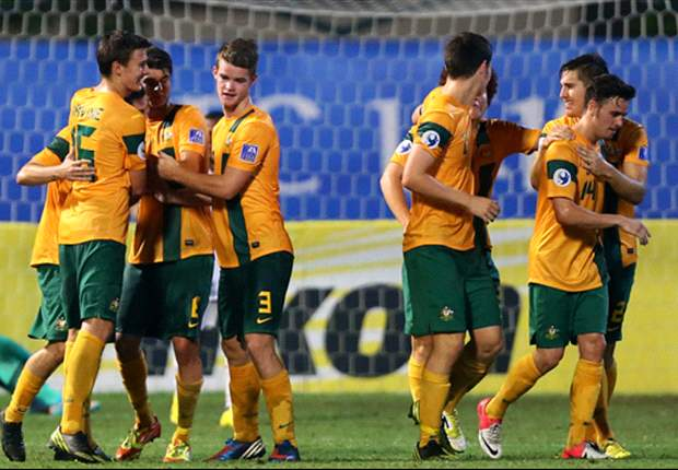 Young Socceroos seal Under-20 World Cup spot after Gameiro hat-trick