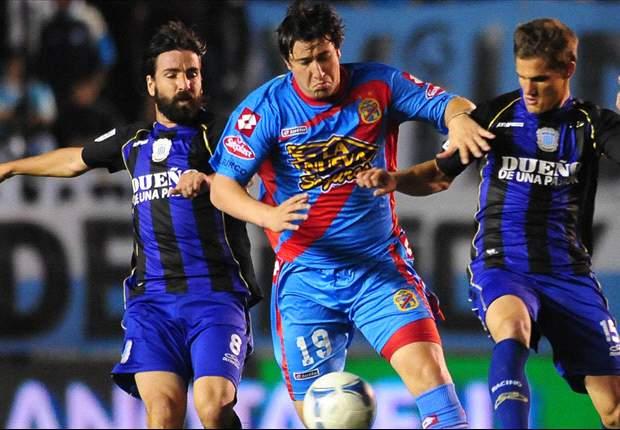 Racing busca su segunda victoria consecutiva para quedar cerca de la Sudamericana.