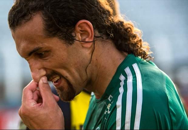 """Após vexame contra Penapolense, Barcos enfatiza: """"Todos são culpados"""""""